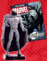 Classic Marvel Figurine Collection #082 Moon Knight Eaglemoss Publications